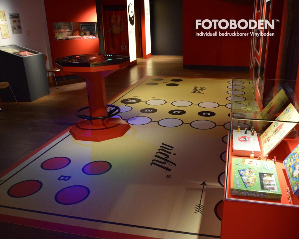 Spielboden Indoor Kinderspielplatz Vinylboden