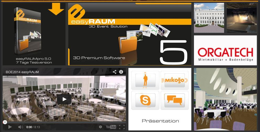 Easyraum Homepage Fotoboden