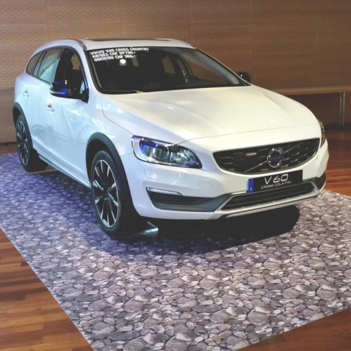 Volvo Presenationsboden