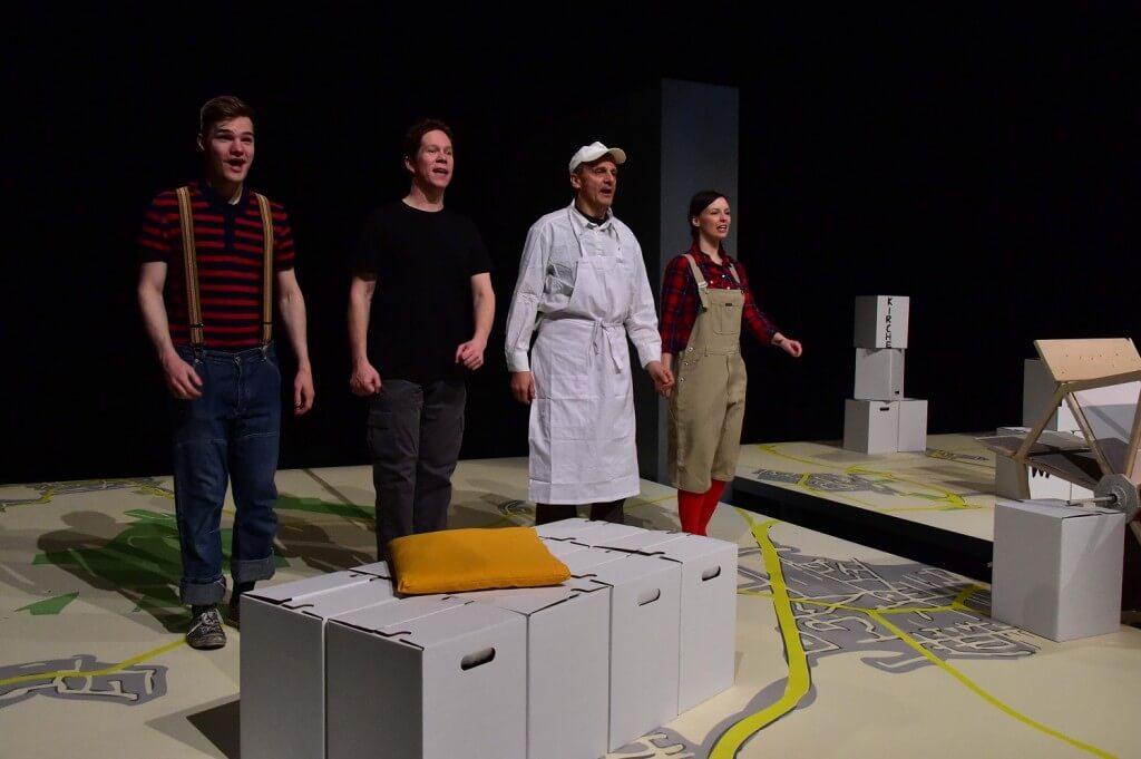 Theaterboden Bühnenboden Fotoboden