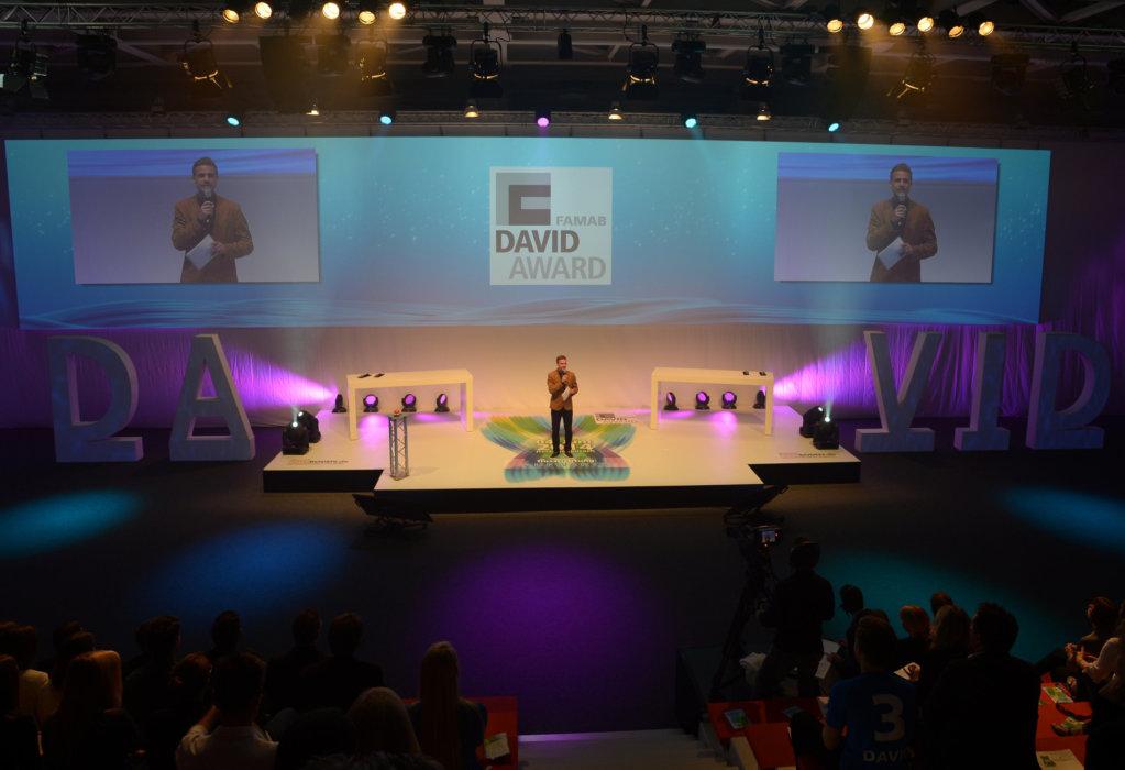 Bühnenbild David Award