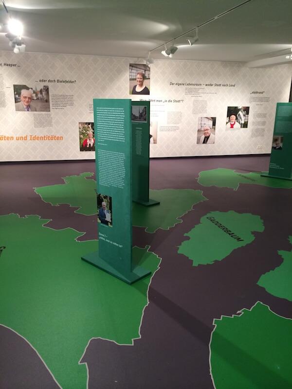 Ausstellung Bielefeld
