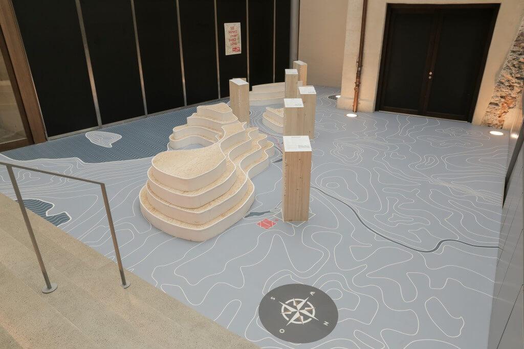Objektboden Designboden Raumgestaltung