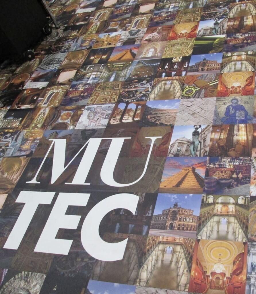 FOTOBODEN™ Museumsboden Ausstellungsboden