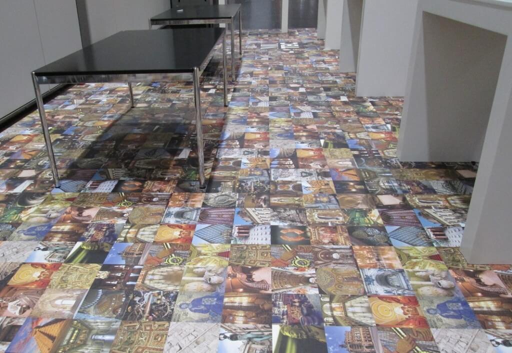 FOTOBODEN™- Der Einzigartige Museumsboden Auf Der MUTEC