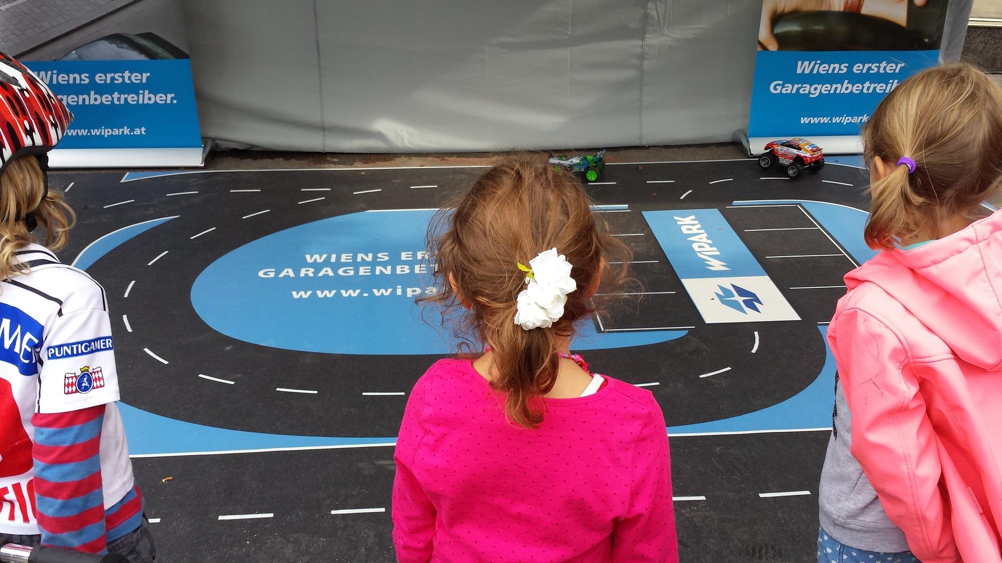 Modellauto-Rennbahn Für Events