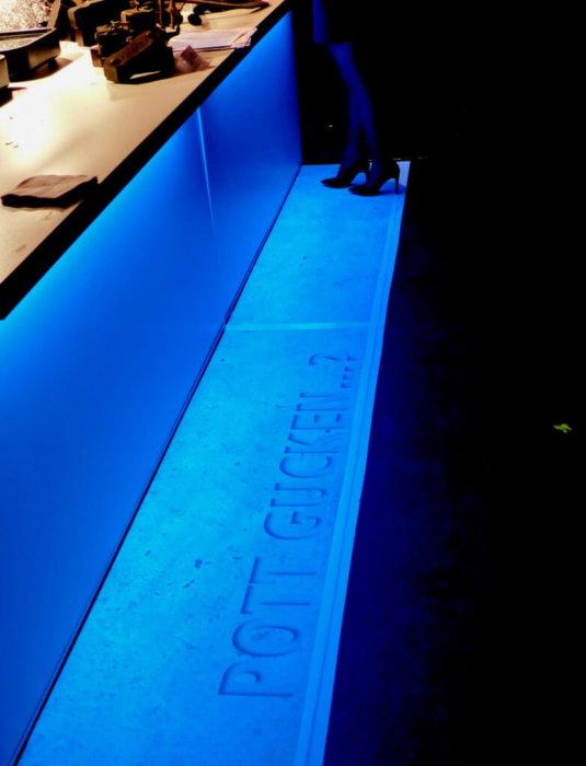 Bühnenboden Fotoboden