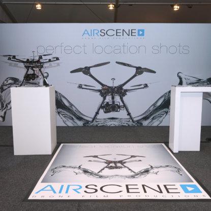 Airscene Präsentationsfläche