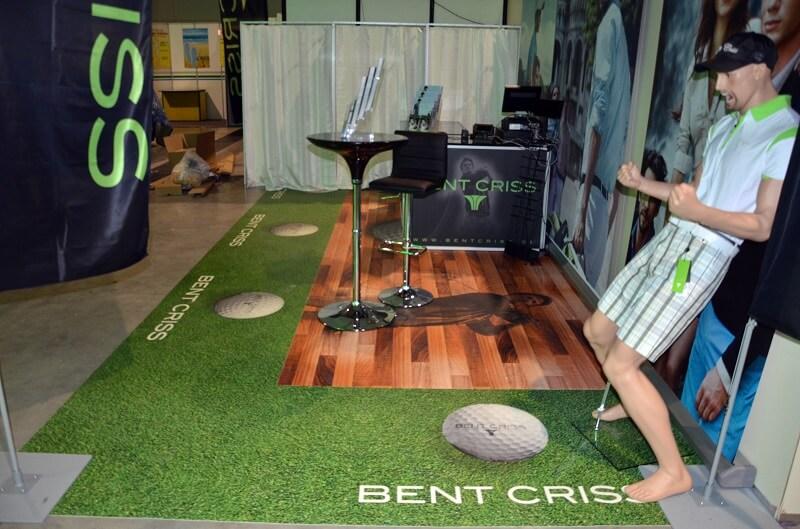 BentCrissC Designfußboden Elastische Bodenbeläge