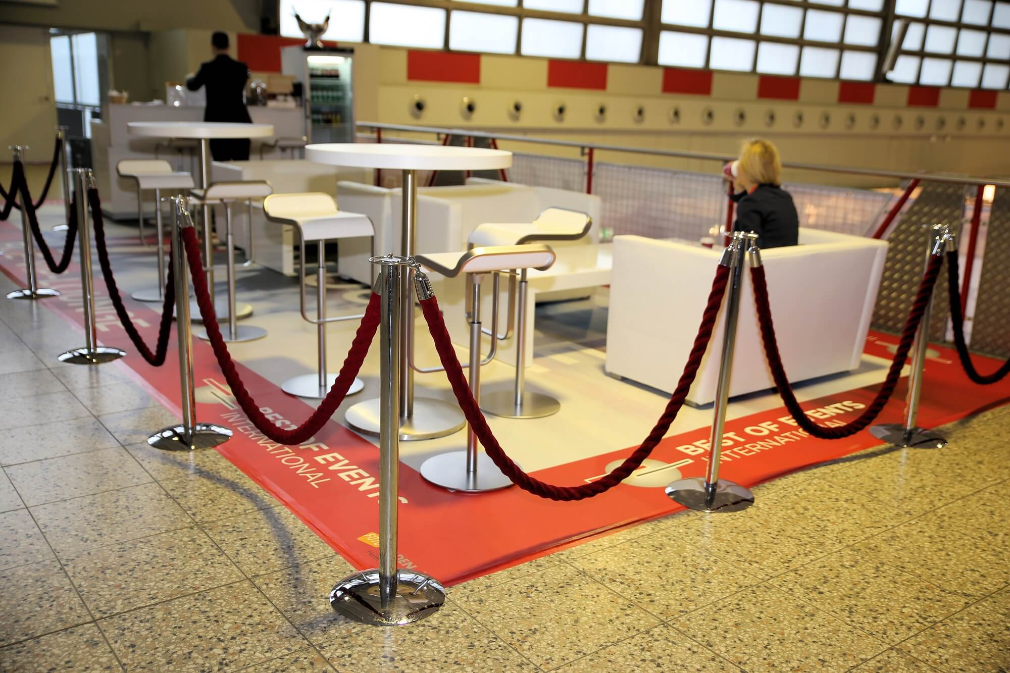 VIP Lounge BoE