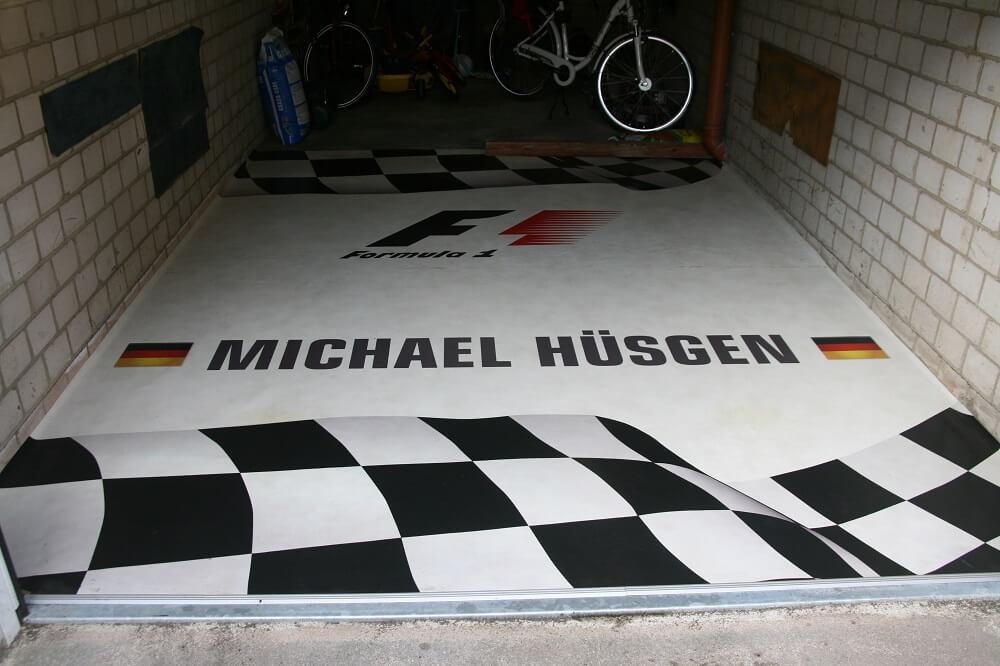 Formel Boden design PVC Bodenbelag Objektboden