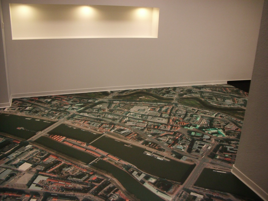 GeoBremen Luftaufnahme FOTOBODEN™ Fotomotiv