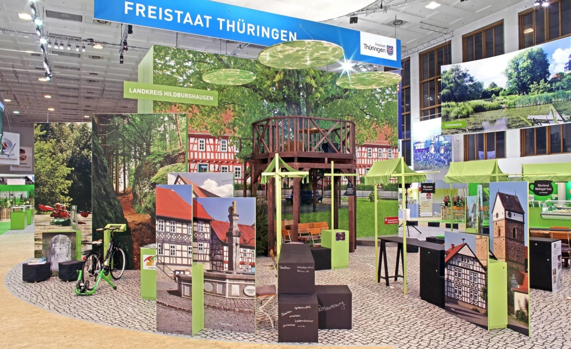 Grüne Woche Hessen Thüringen