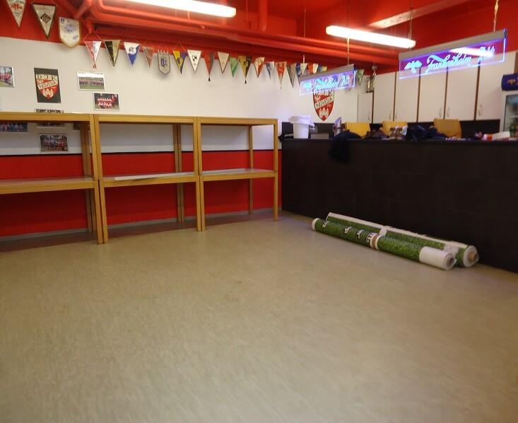 Jugendraum Designfußboden Elastische Bodenbeläge
