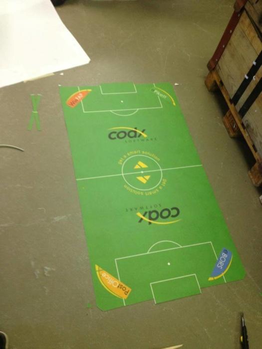 Kicker Vinylboden Designbelag
