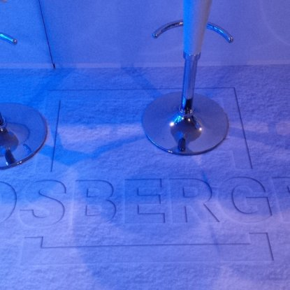 Losberger Schnee Vinylboden