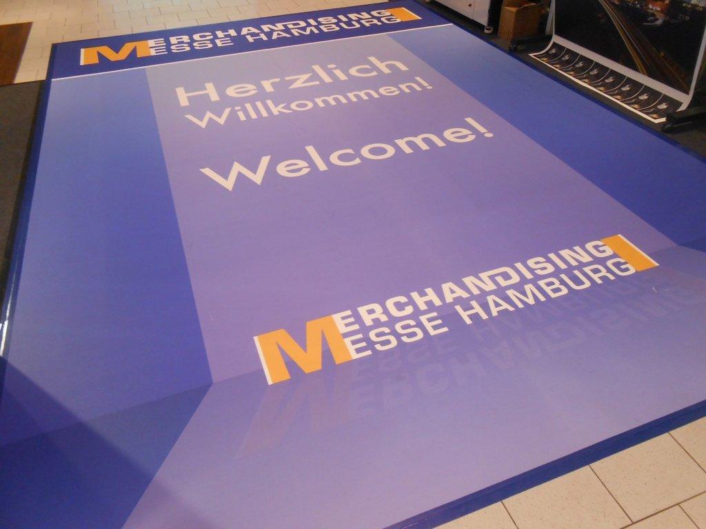 Merchandising Vinyl PVC Material