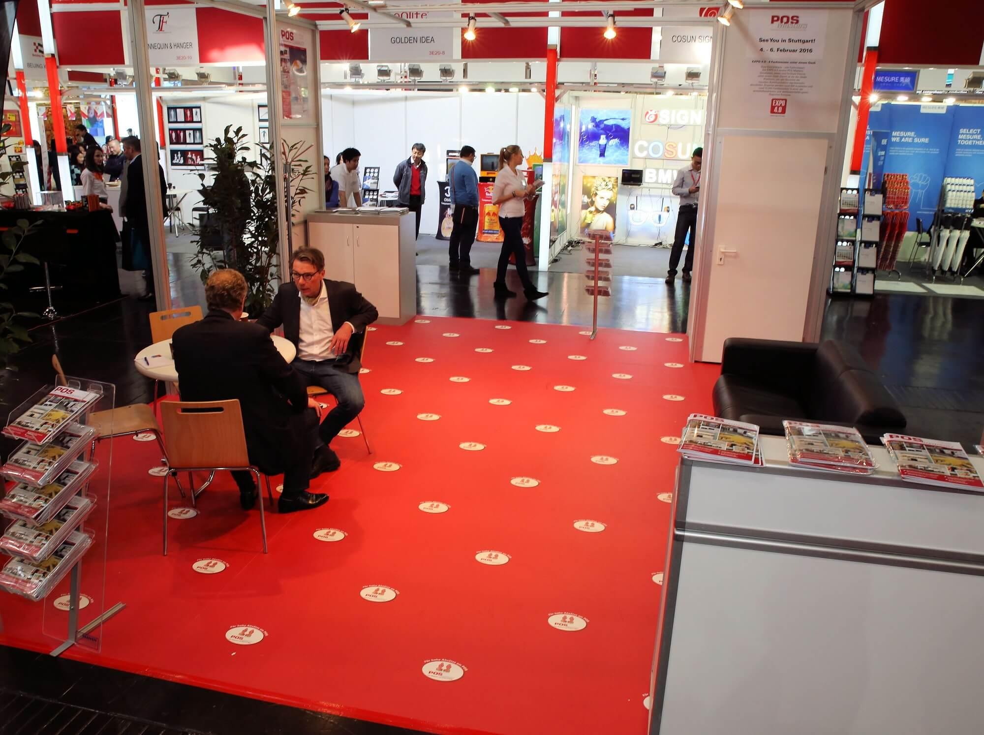 POS EuroShop Designboden