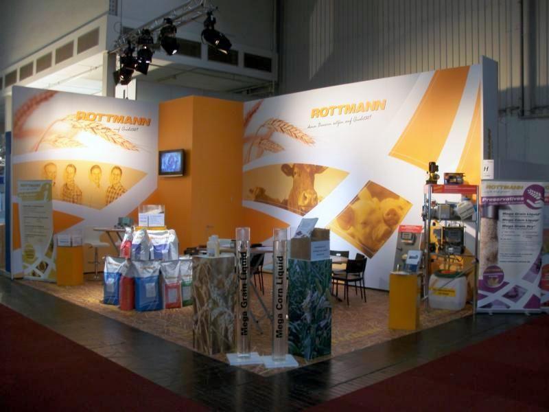 Rottmann Strohboden Eurotier