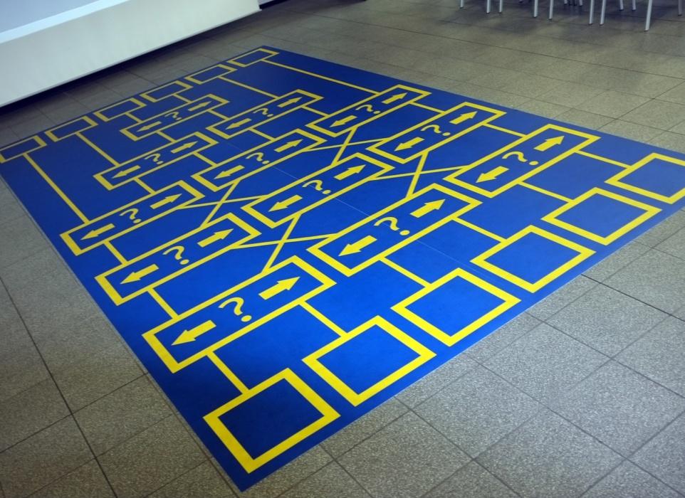 Sortierteppich Teppich Bedrucken