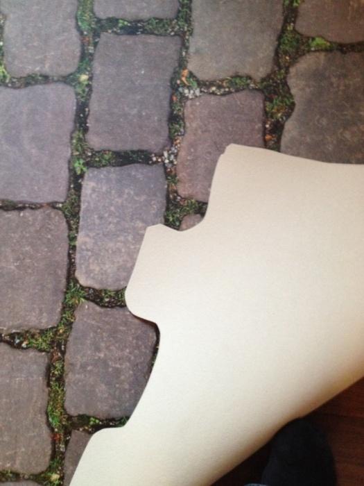 Vinylboden Altstadtpflaster
