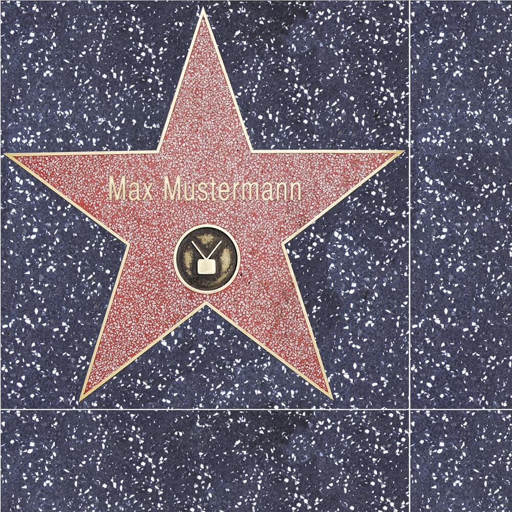 Walk Of Fame Motivnummer 9110 Fotoboden De