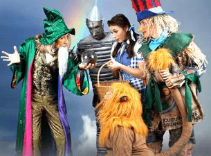 Musical: Der Zauberer Von Oz Verzaubert FOTOBODEN™