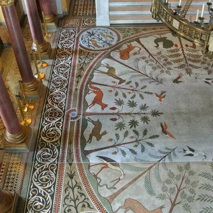Schlossboden Objektboden Designboden Raumgestaltung