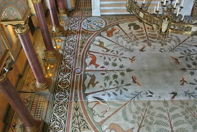 Schloss Neuschwanstein: 100 Mrd. Pixel