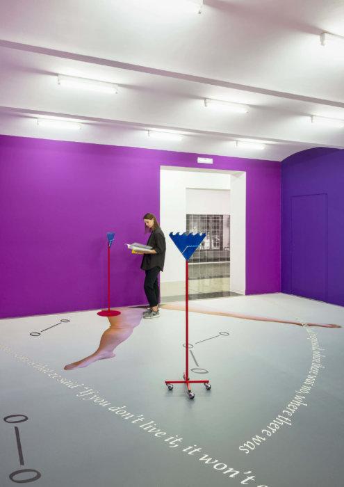 EMILY Ausstellungsdesign Raumausstatter
