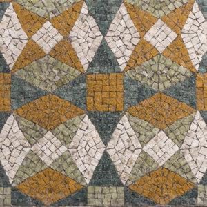 vinylboden PVC Bodenbelag Mosaik