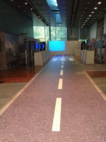 Foto Designfußboden Elastische Bodenbeläge