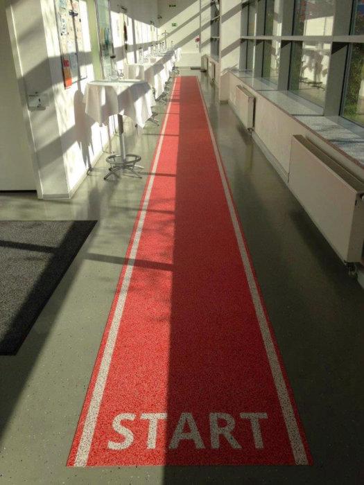 Metro PK Marathon Elastische Bodenbeläge