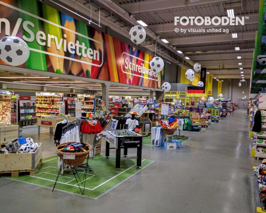 Handelskette Ladenbau Ladengestaltung
