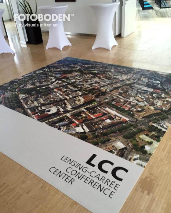 LCC Ausstellung Museum Raumkonzept