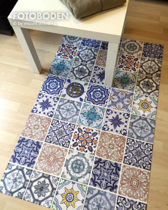 Matte FOTOBODEN™ Flooring Fußboden