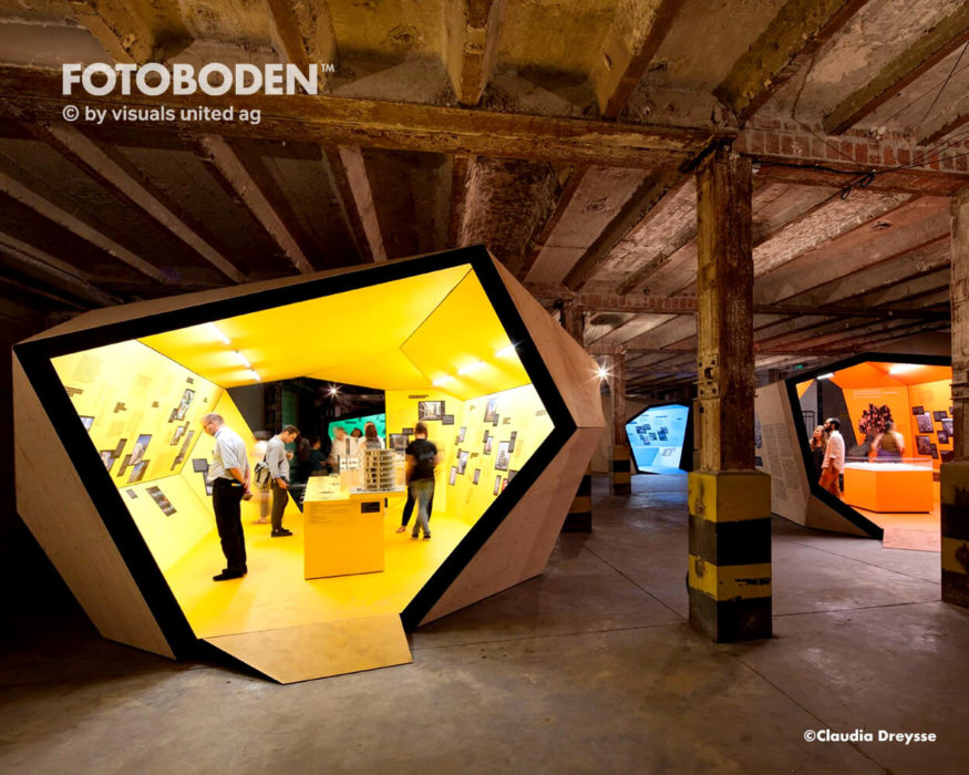 Ausstellung Ausstellung Museum Raumkonzept