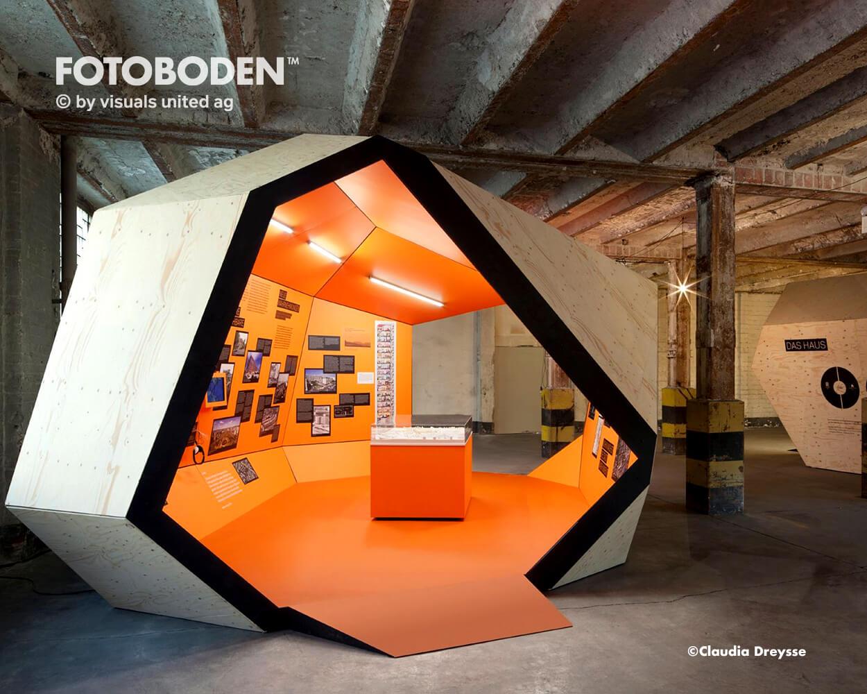Alle Wollen Wohnen- Eine Ausstellung Mit FOTOBODEN™