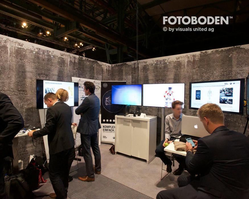 AGV FOTOBODEN™ Messeboden Tradeshow