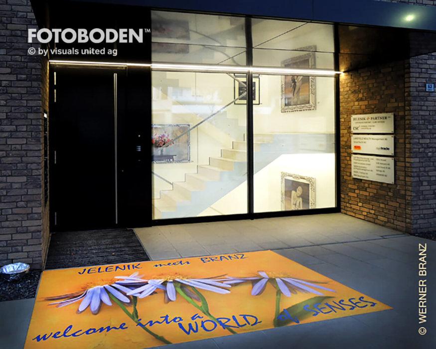 Ausstellung Museum Fallschutzmatten