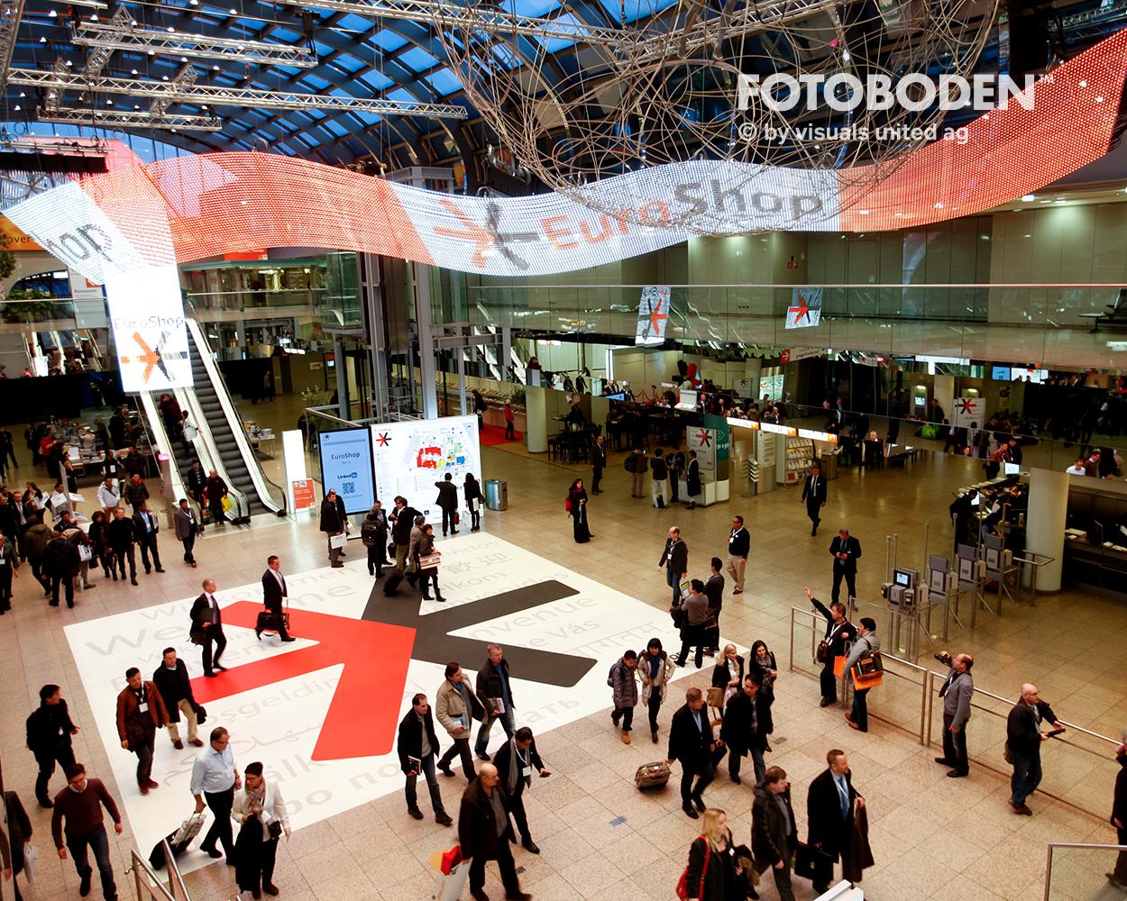 FOTOBODEN™ auf der EuroShop 2017 – PM