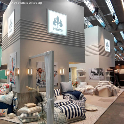 Messedesign Messestand Ideen Ausstellungsdesign