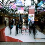 KeyVisual Fotoboden Messeboden Tradeshow