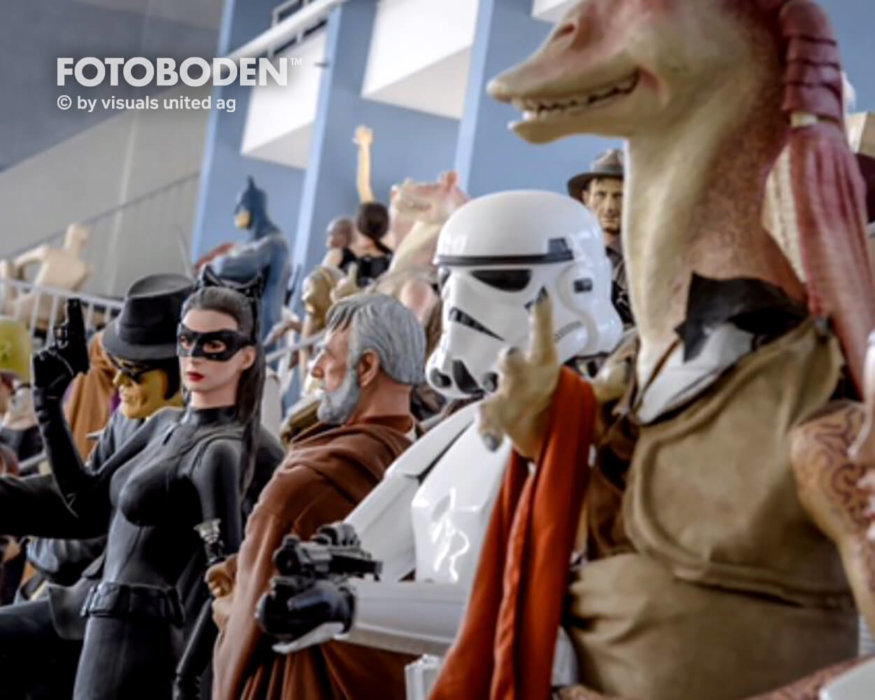 Star Wars Ausstellung Museum