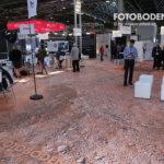 Fotoboden Messeboden Ausstellungsdesign