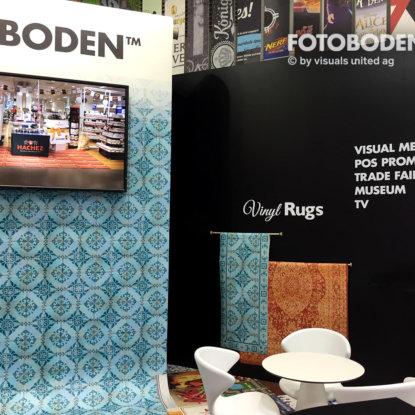 Messeboden FOTOBODEN™ Vinyl Venyl