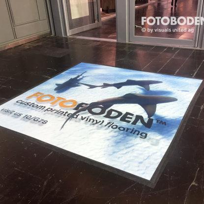 Floorminder FOTOBODEN™ Objektboden Designboden