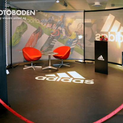 Ladengestaltung Fußmatte Teppich Mit Logo Werbung