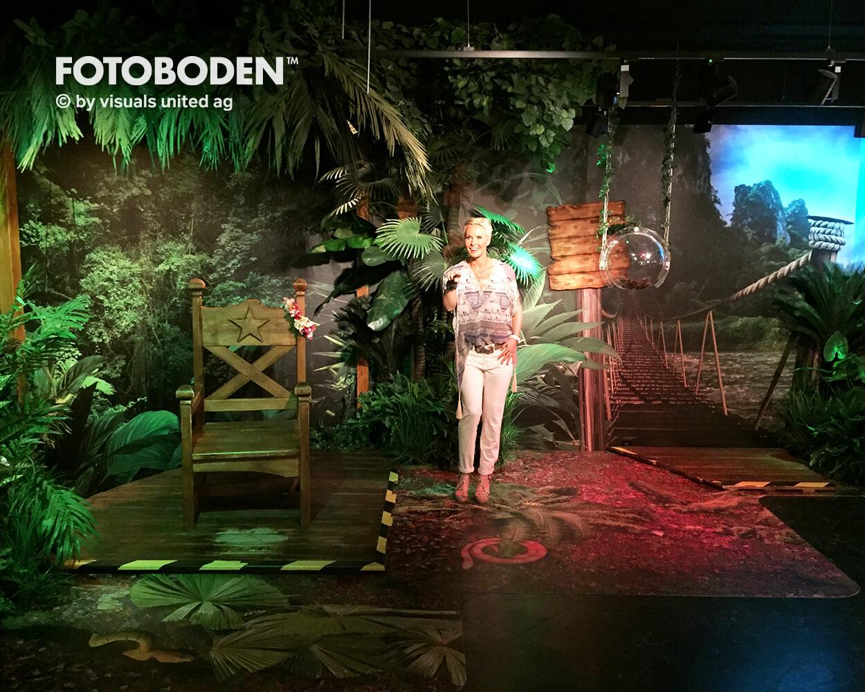 Madame Tussauds Im Dschungelfieber