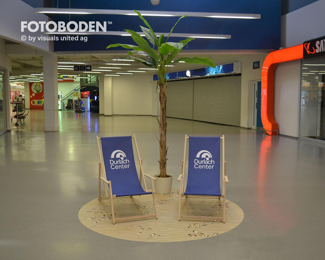 DC2 Fotoboden Flooring Fußboden Bodengestaltung Floorminder Bodendruck Werbung Fußbodenwerbung Bodenwerbung Merchandising Advertising Visualmerchandising